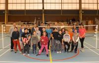 Badminton jeunes